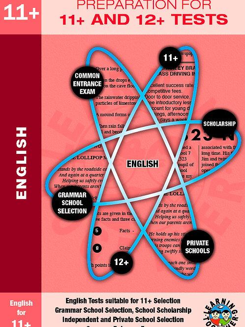 11plus-exam-English-book-cover