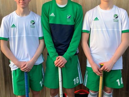 Boys Hockey – Ireland U16s