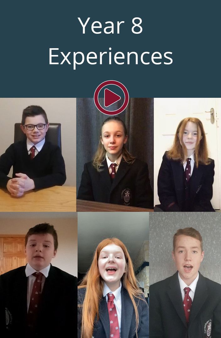 Year 8 Experiences