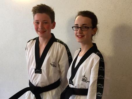 Taekwondo Success