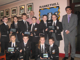 Markethill High School boosts digital platform to engage closer with community