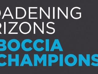 Broadening Horizons Boccia Championship