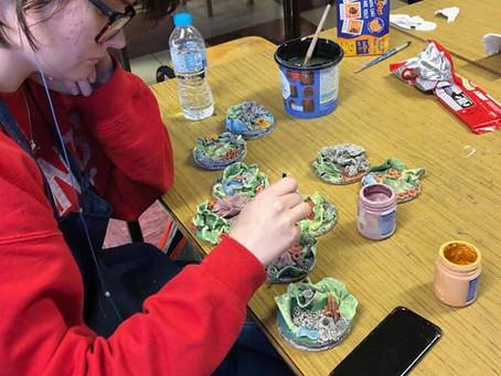 Ceramic Glazing Workshop
