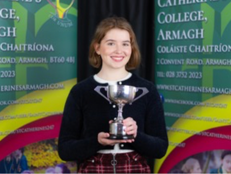 SUCCESS FINALLY CELEBRATED AT SAINT CATHERINE'S COLLEGE