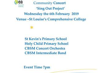 CBSM Community Concert