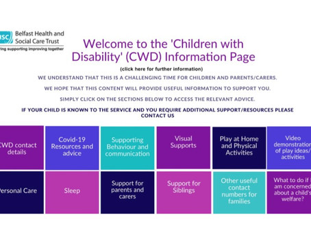 The Children with Disability Service