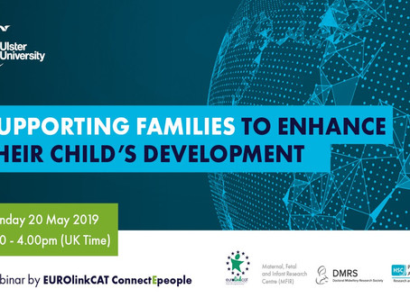 Supporting Families To Enhance Their Child's Development
