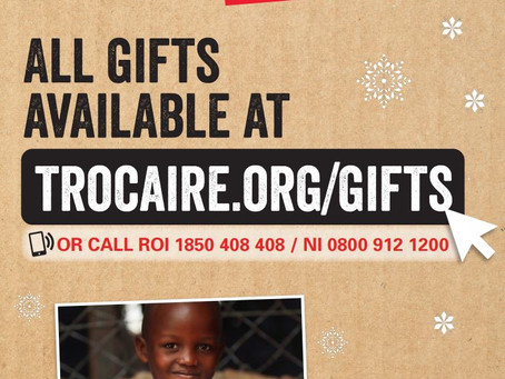 Trocaire Christmas Gifts of Love