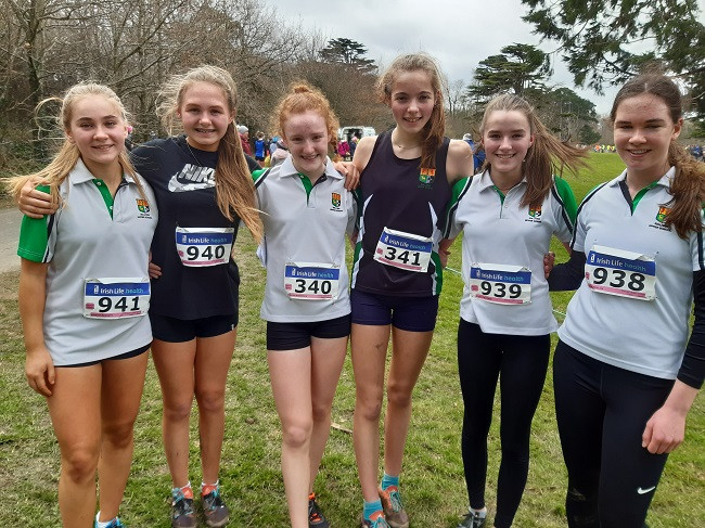 junior girls team