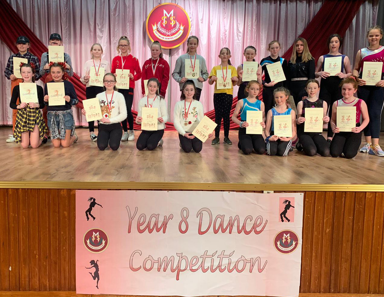 Year 8 Dance Competition 2019 app 3