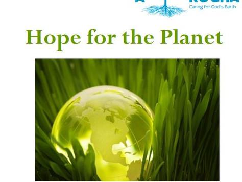 Reinhabiting The Earth 2020