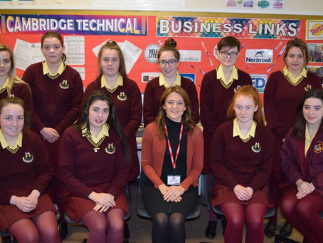 St Mary's Business Students Welcome  Deli Lites Owner
