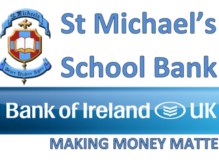 Bank of Ireland UK School Bank Launch