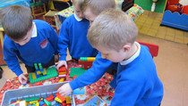 ENROLMENT: 'COME AND LEARN THROUGH PLAY' & 'VISIT THE SCHOOL' AFTERNOONS