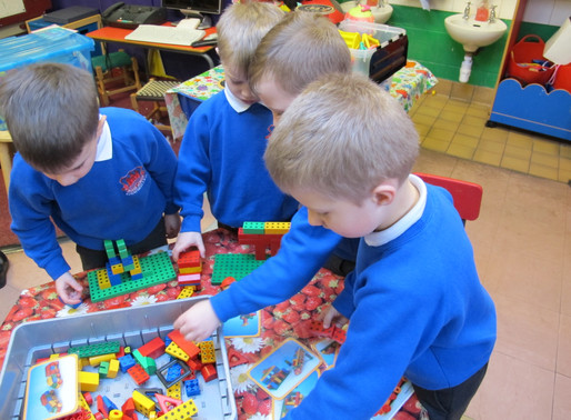 ENROLMENT: 'COME AND LEARN THROUGH PLAY' & VISIT THE SCHOOL' AFTERNOONS