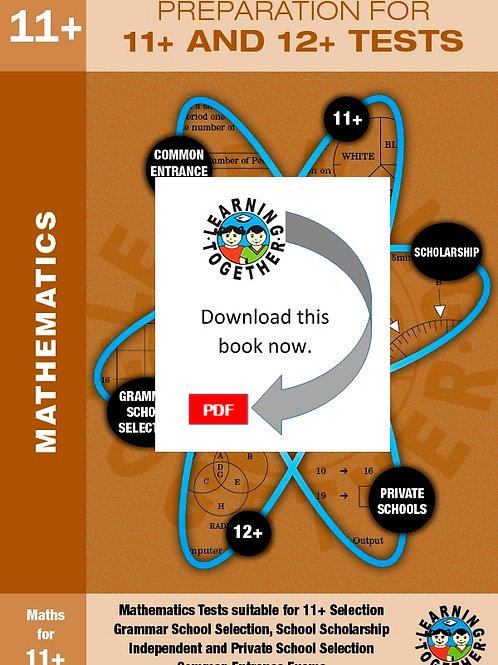 Preparation for 11+ Exams: Mathematics (Download)