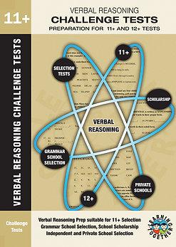Preparation for 11+ Exams: Verbal Reasoning Challenge Tests