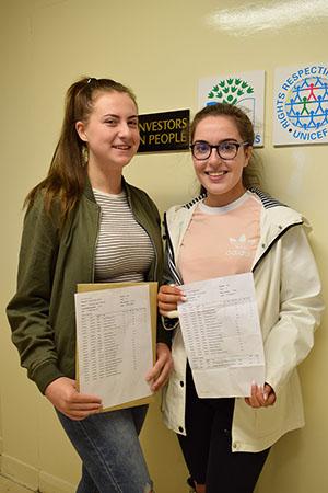 GCSE Results 2018 13
