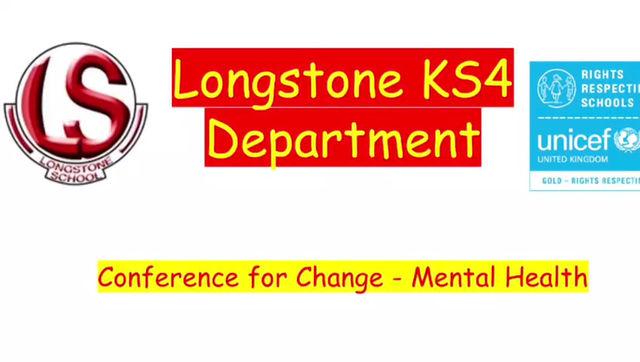 Conference for Change - Mental Health