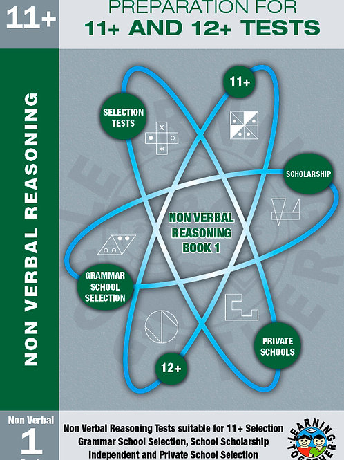 Preparation for 11+ Exams: Book 1 - Non-Verbal Reasoning
