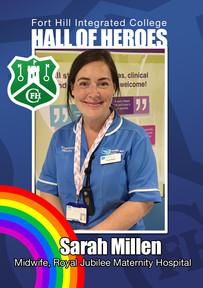 Sarah Millen