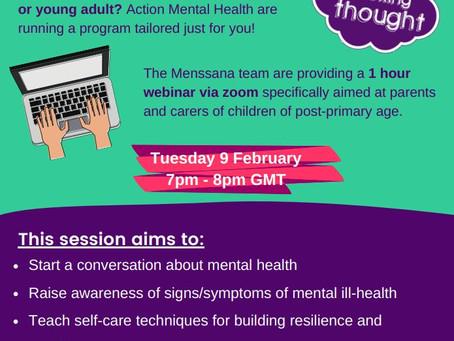 Mental Health Awareness Session