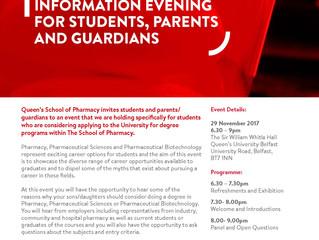 Queen's University Information Evening