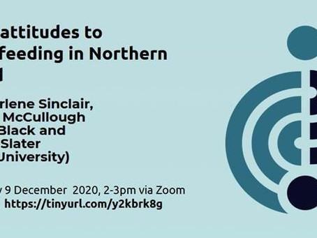 ARK invites you to a seminar exploring public attitudes data to breastfeeding