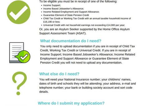 FSM and Uniform Grant Information