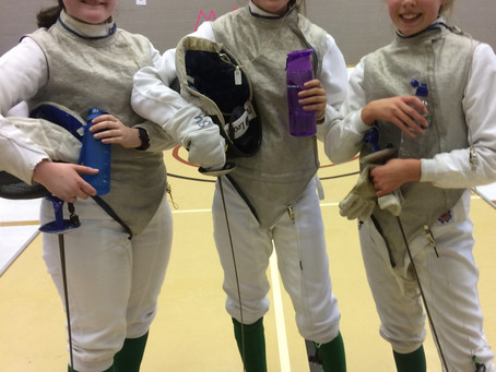Fencing – Derry Open Senior Competition