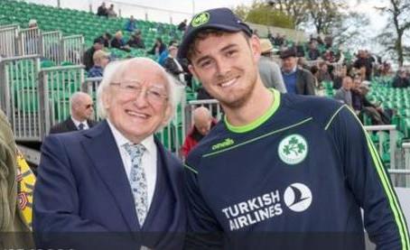 Cricket News – Senior International Debut
