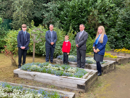 A visit to Ballycraigy Primary School