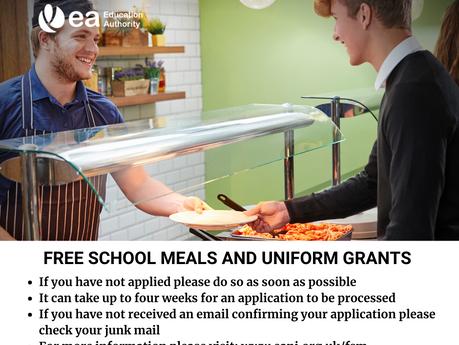 Free School Meals and Uniform Grants Team