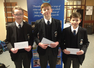 Healthy Lifestyle Art Competition Winners