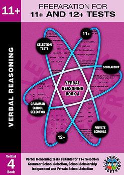 Preparation for 11+ Exams: Book 4 - Verbal Reasoning