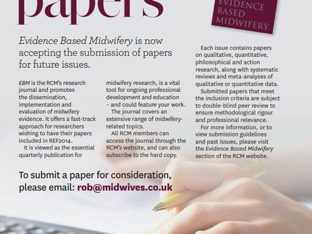 EBM Call for Papers