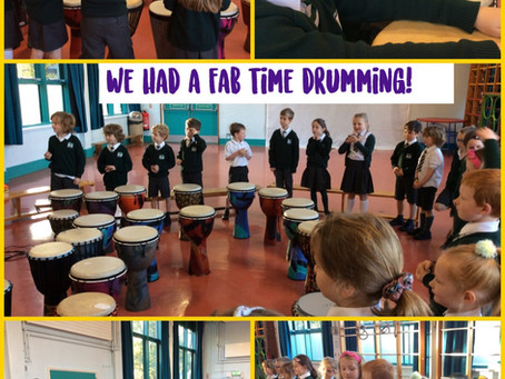 The Gathering Drum