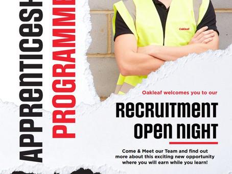 Careers Updates/Apprenticeship Information