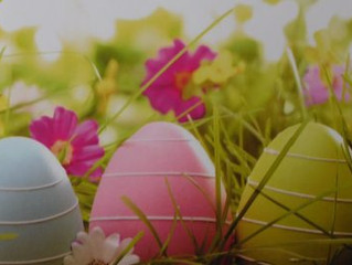 HAPPY EASTER TO ALL OUR PLAYERS
