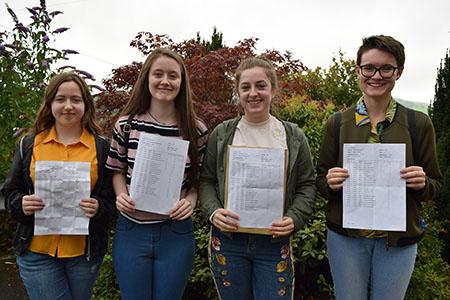 GCSE Results 2018 12
