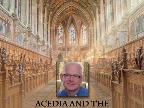 "BOOK LAUNCH -  ""Essays in honour of Martin McAlinden"""