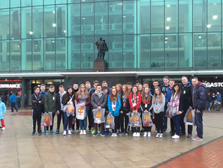 Football Trip to Manchester