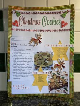Year 9 Christmas Cookies