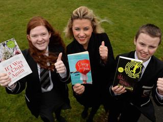 Literacy Remains High Priority at Markethill High School