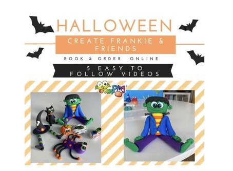 Jumping Clay - Halloween Camp - October 2020