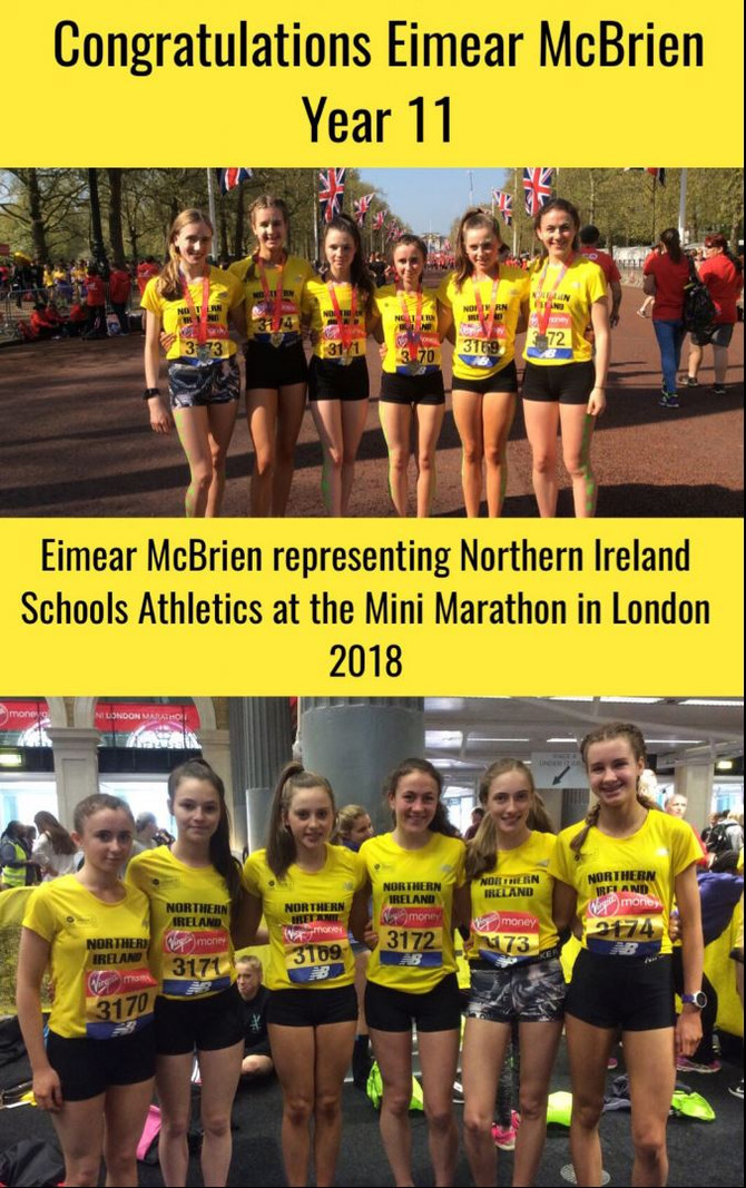 London Marathon Mini 2018