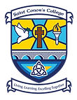 Saint Conor's College Crest.png