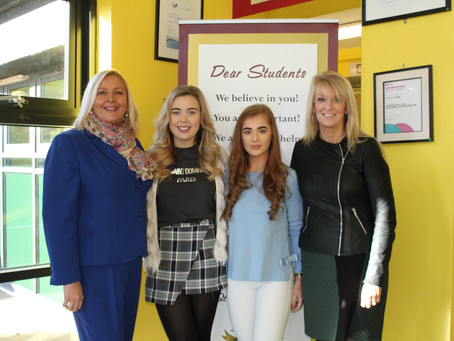 St. Pius X College scoops three top students in A Level Results (CCEA)