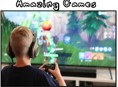 Amazing Games