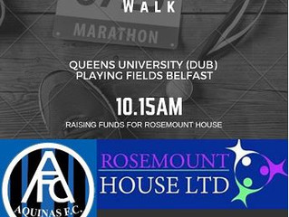 Boxing Day Run @ The DUB